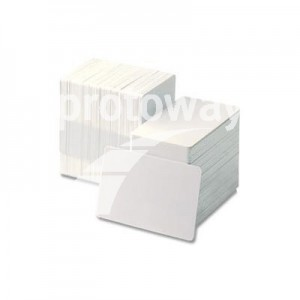 Card, 0,76 mm, PVC, UHV, RFID (Impinj Monza 4QT)