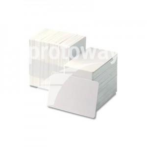 Card, 0,76 mm, PVC, UHV, RFID (Impinj Monza 4QT) w/Mag Stripe