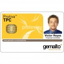 Classic TPC IS v2 smart card