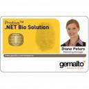 .NET IM v2+ Bio for Windows 7 smart card